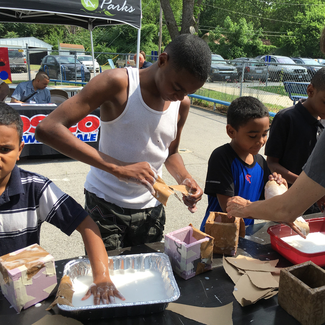 Paper Mache Workshop at --
