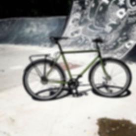 Unser neues Bike...Reiserad mit Rohloff