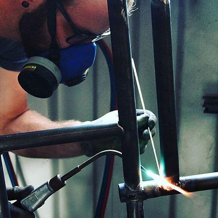 #fahrradrahmenbau #Piratecyclex #handmad