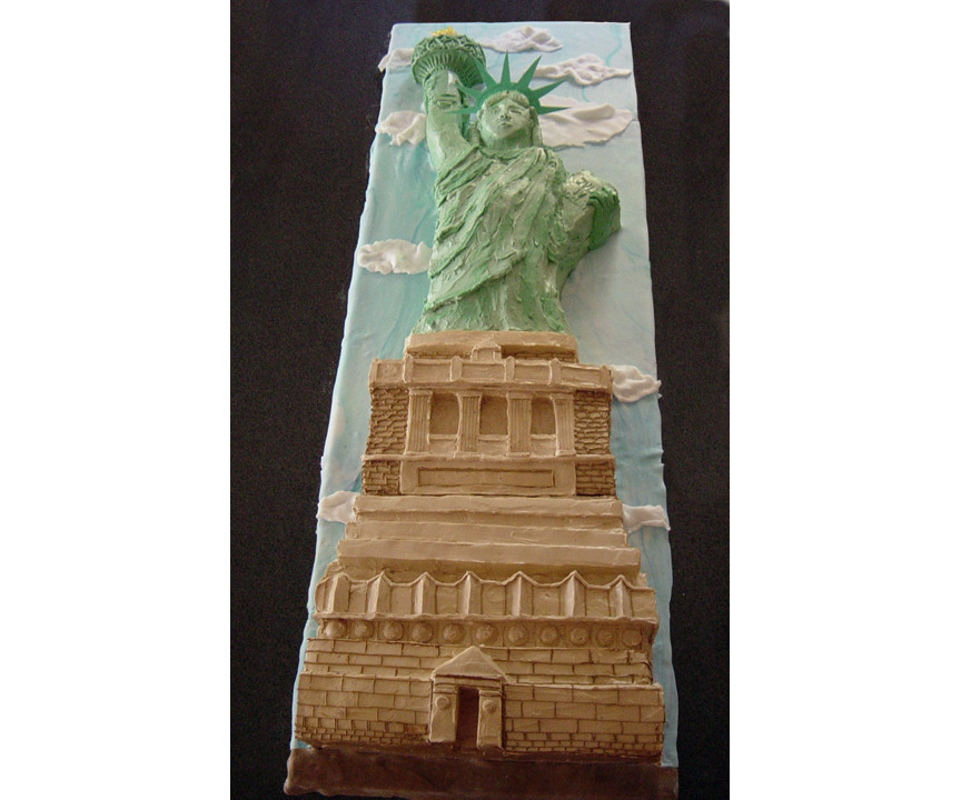 Celebration of the Anniversary of the Statue of Liberty