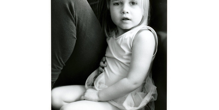 Black and White natural light Portrait