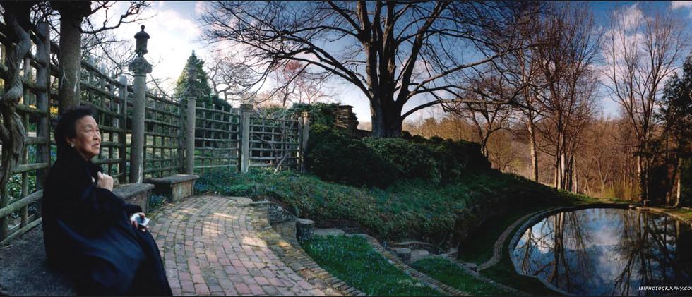 Dunbarton Oaks Reflecting Pool