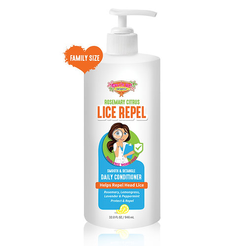 32 OZ | Surf's Up Lice Repel Daily Conditioner / 32 OZ