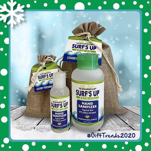 Surf's Up Hand Sanitizer Gift Set