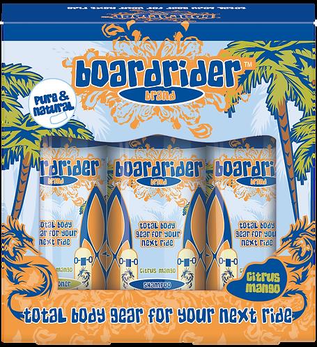 Boardrider Brand Total Body Gear Amenities