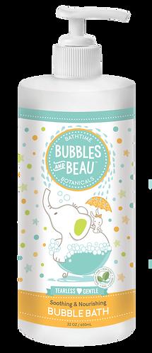 Bubble Bath | 32 OZ Family Size Bubbles &  Beau