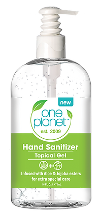 One Planet 16 oz. Hand Sanitizer | 12  Pack