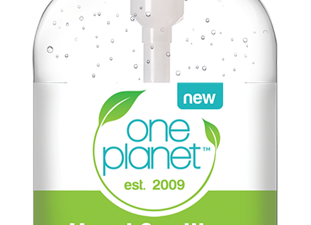One Planet 16 oz. Hand Sanitizer   12  Pack