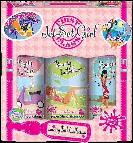 Travel Kit | Jet-Set Girl Luxury Bath Collection Amenities