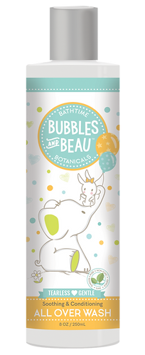 8 oz. Bubbles & Beau All Over Wash