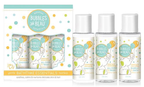 Bubbles & Beau Luxury Bathtime Essentials
