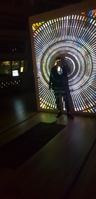 Video Mapping tests