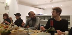Last dinner