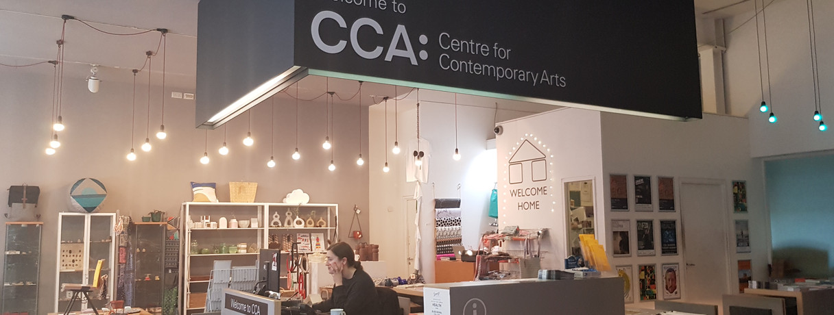 Cryptic's  Office at CCA