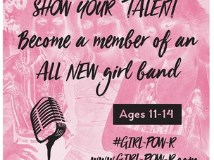 Audition Opportunity - Female Singers