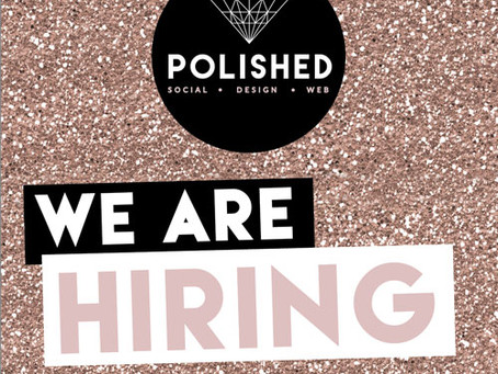 We're hiring! Do you know a Social Media superstar?