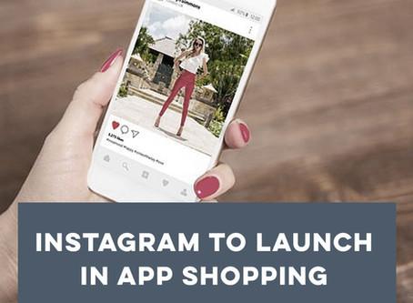 Gamechanger: Instagram Announces In-App Shopping
