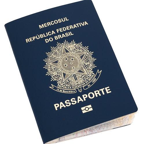 Tirar/renovar passaporte