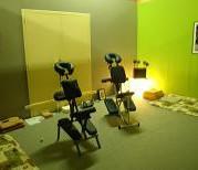 installation cabinet shiatsu