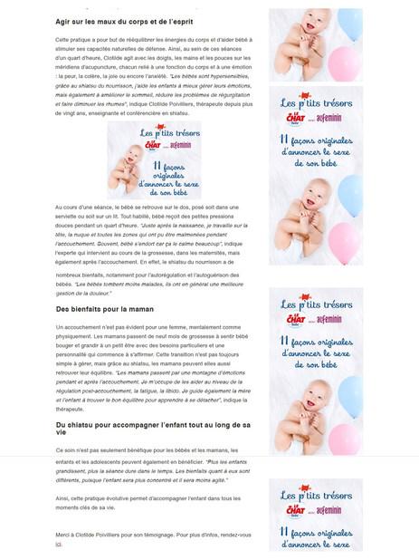 Au Feminin.com suite