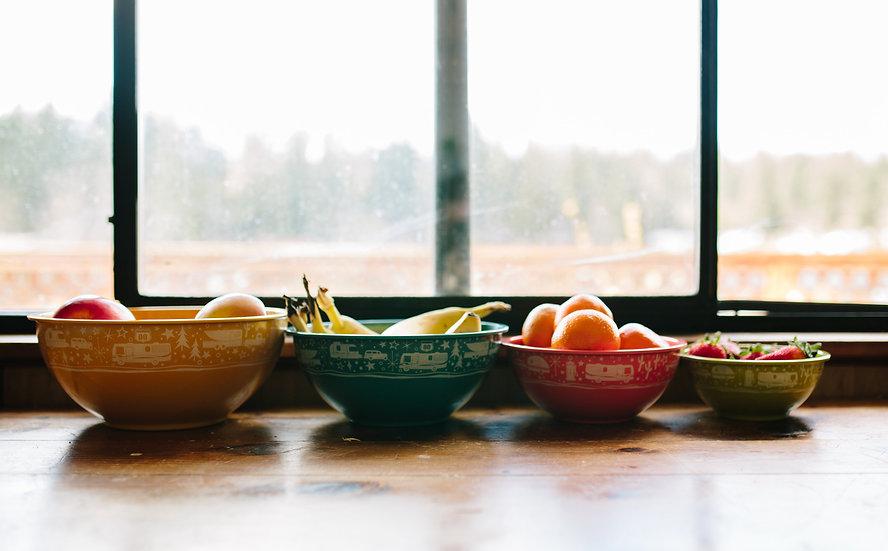 Set of 4 Nesting Bowls