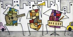 Street Trio