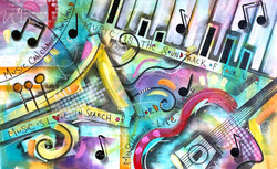 MUSIC QUOTES 24_ X 36_