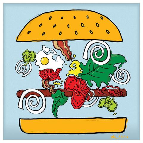 Burger Map
