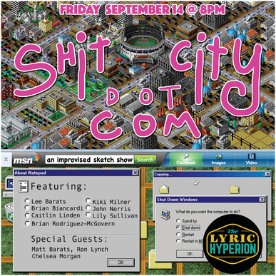 Shit City Dot Com