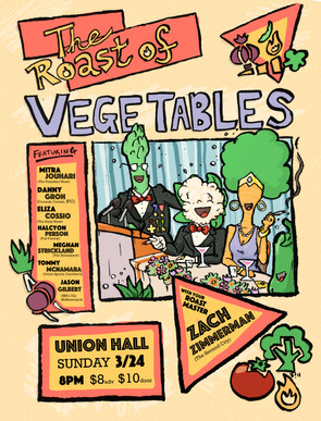 The Roast of Vegetables