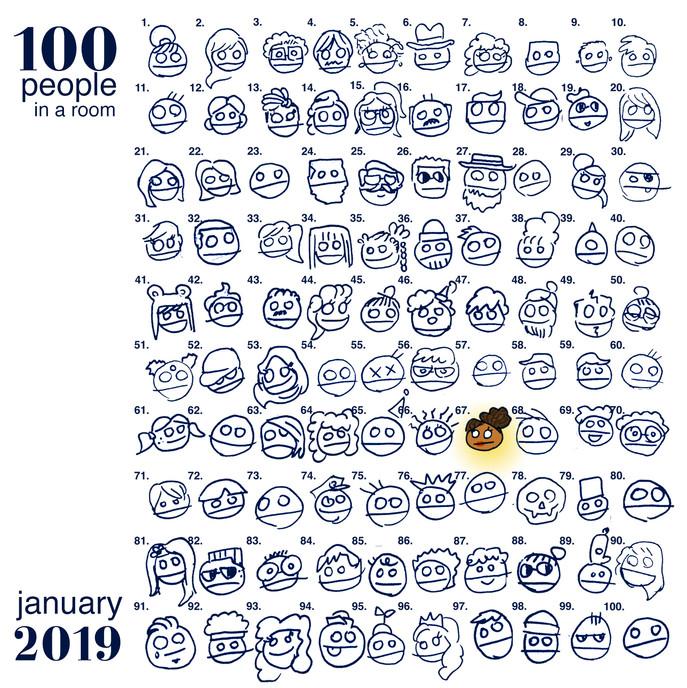 100 People