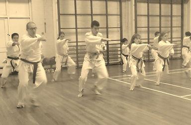 Junzen Shotokan Karate, Sunbury Club
