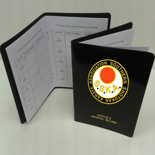 SSKA Annual Licence