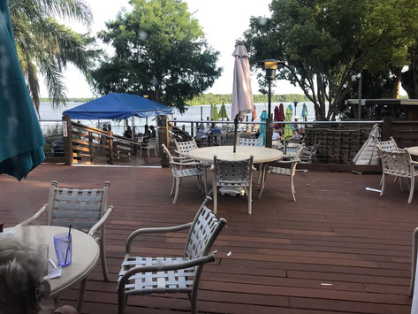 Food Review:  Corky Bells Steak and Seafood (East Palatka, FL)