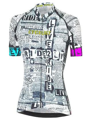 חולצת רכיבה לאופניים נשים