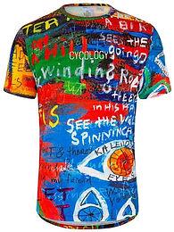 Cycology 8 days technical חולצת ריצה/אימון לגבר