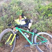 מנשא אופניים מתקפל
