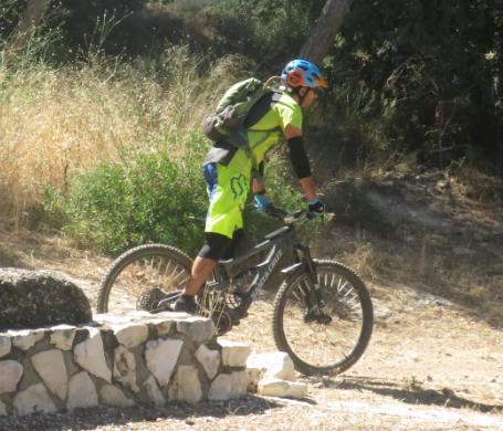 בגדי רכיבת אופני שטח