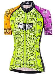 Cycology Bandana Cycling חולצת רכיבה נשים