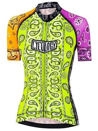 חולצת אופניים נשים