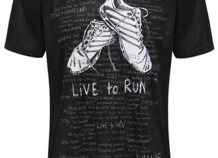 מתנה לאוהבי ריצה חולצה קצרה גברים