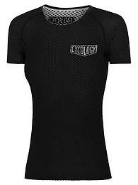 Cycology Black Base layer women חולצת בסיס נשים לריצה/אופניים/אימון