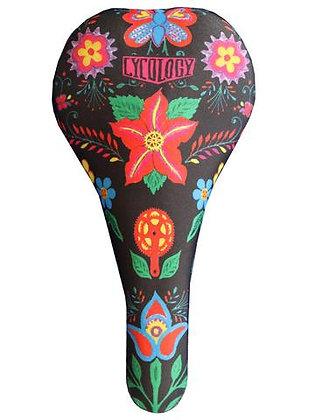 Cycology Frida black saddle cover כיסוי אוכף לאופניים