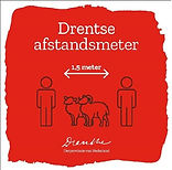 De Drentse afstandsmeter met schapen.jpg