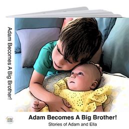 I'm a Big Brother / Big Sister!