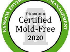 Control Moisture. Eliminate Mold