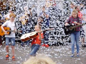 Flashmob - Boxtel En Route 2016