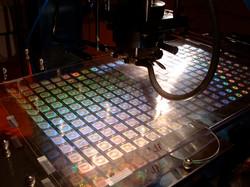 Nanoimprint curing resin