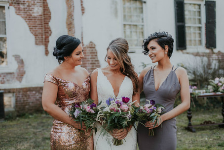 Bridal Spray Tanning Leah Adkins Photography