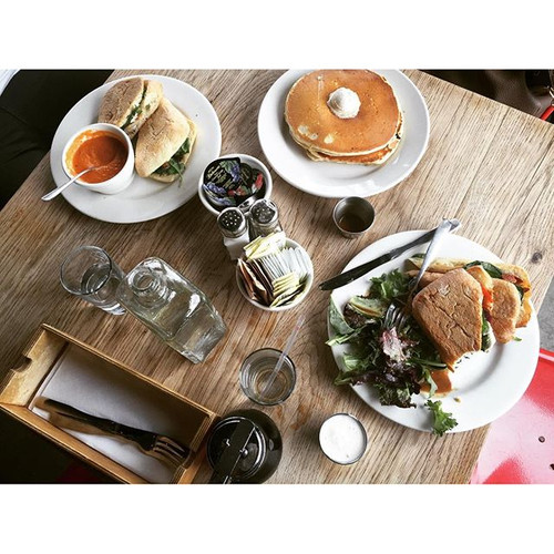 How You Brunchin?: West Egg's Pancakes Made for the Gods!